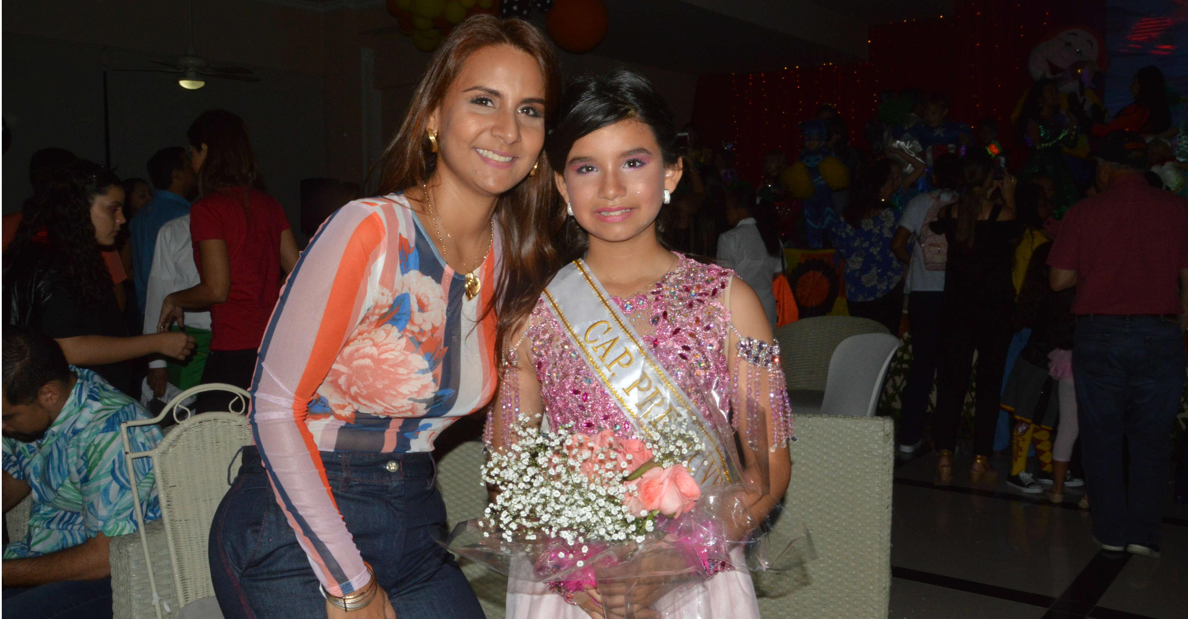 Mariana Pupo y su madre Patricia Espinosa
