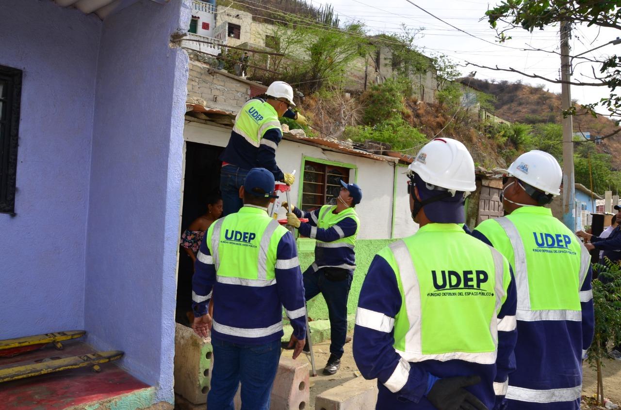 La Unidad Defensora del Espacio Público –Udep- reiniciará sus acciones de prevención y control a partir de la primera semana de diciembre de 2018.
