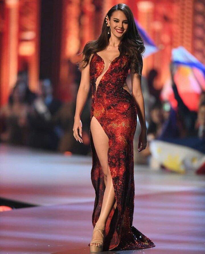 Miss Filipinas es Miss Universo 2018