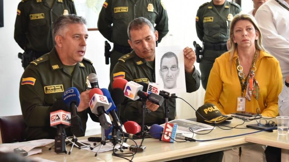Las revelaciones fueron hechas por el general Gonzalo Londoño, Comandante de la Regional 8 de Policía, al lado del general Mariano Botero Coy, Comandante de la Policía Metropolitana de Barranquilla y la Directora de Fiscalías en Atlántico, Ángela Bedoya Vargas.