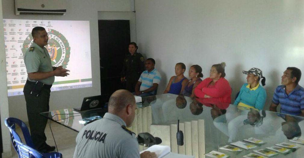 La Policía Departamental trabaja en la implementación de este proyecto.