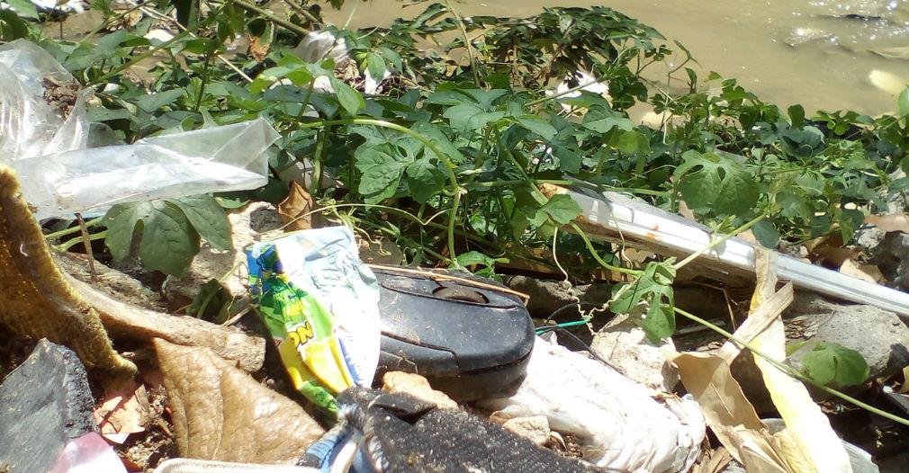 Se espera que, con la gestión de la administración distrital y Corpamag, los desechos sean remplazados por agua y vegetación.