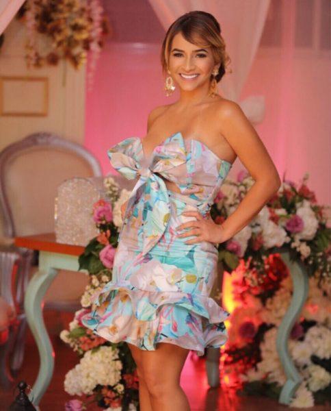 Anny Sarmiento.