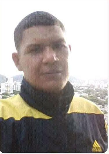 Edwin David Ochoa Rodríguez.