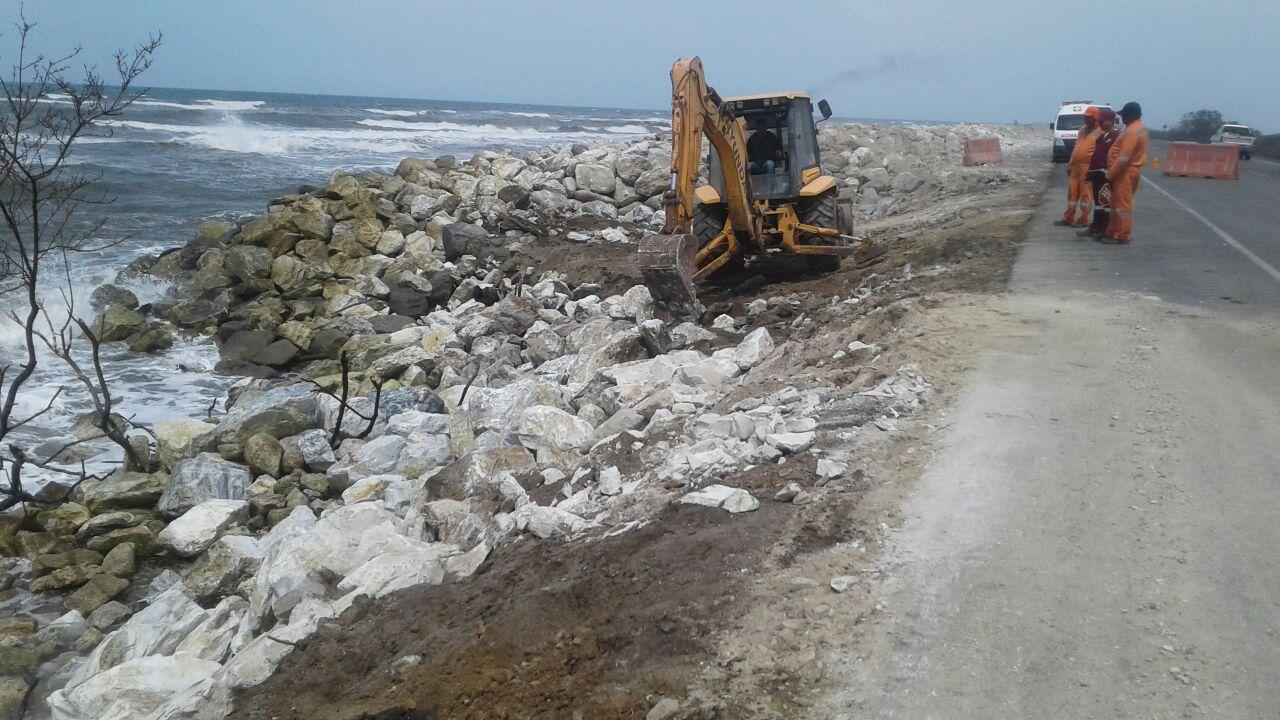 Según la Gobernación, a principal alternativa para superar esta situación, es la construcción de la Doble Calzada Tasajera - Barranquilla.