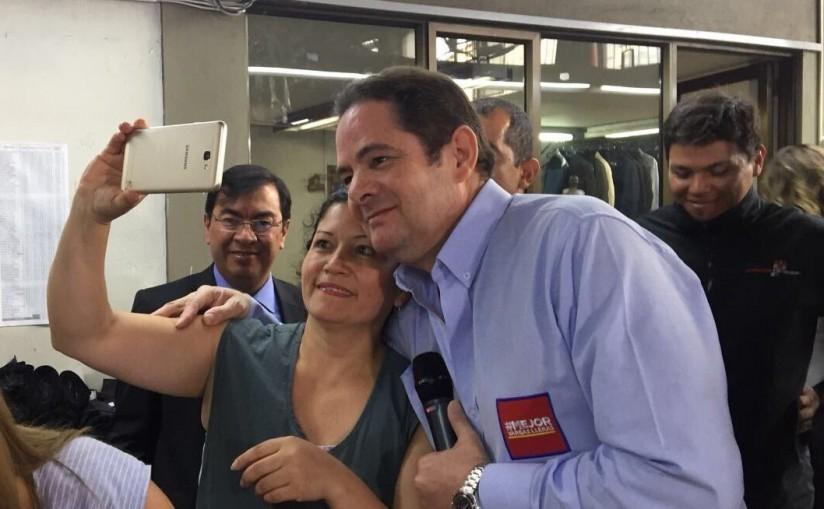 Las mujeres: objetivo de campaña de Germán Vargas Lleras.