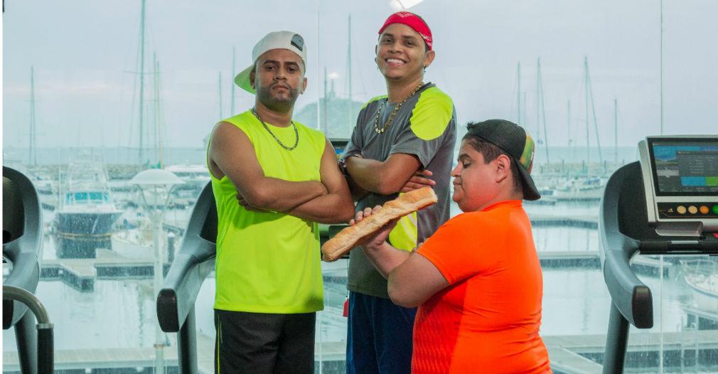 F contó con el equipo de El Mani Films, jóvenes realizadores audiovisuales de Santa Marta, que volvieron a deslumbrar por el profesionalismo y calidad en la imagen y efectos del video.