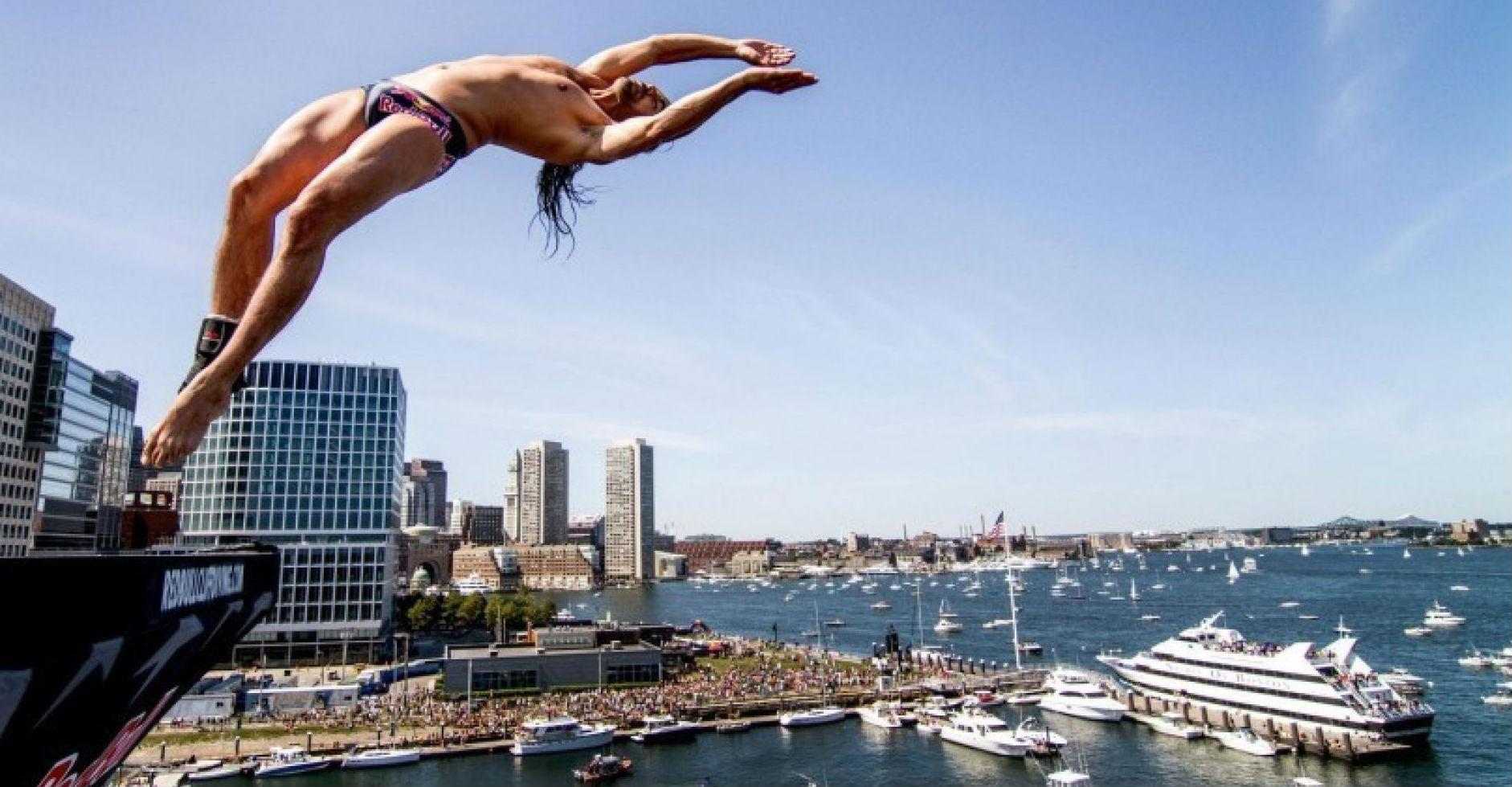 La presentación de este deportista, será uno de los grandes atractivos de la Fiesta del Mar este año.