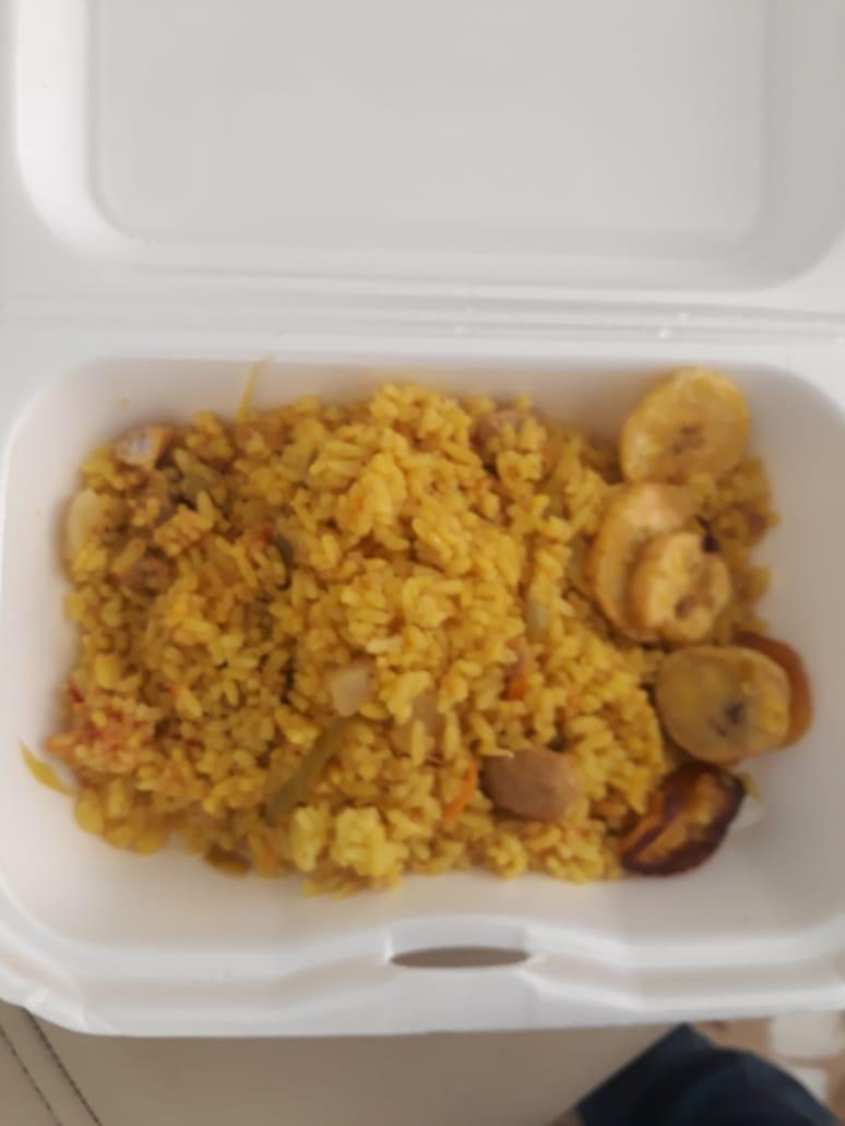 Raciones de comida brindadas a los niños participantes.