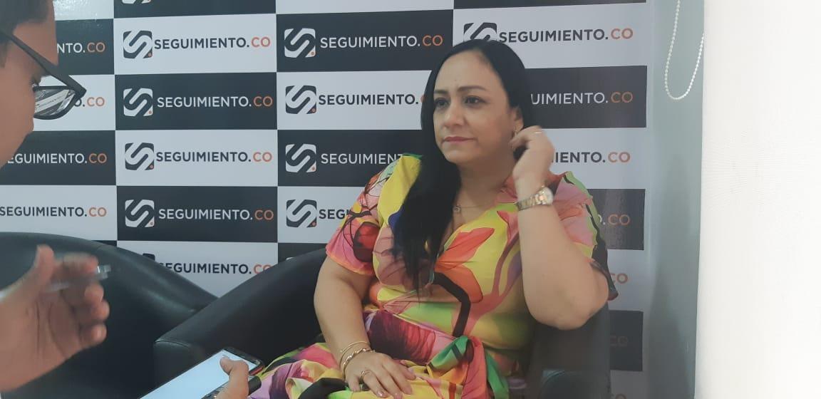 La actual presidenta de la Duma expresó que desde la Asamblea respaldó varios proyectos para favorecer al desarrollo de Santa Marta.
