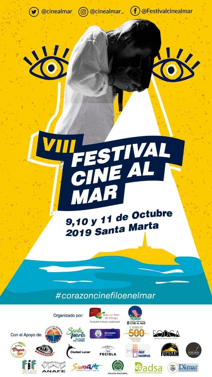 Afiche del Festival Cine al Mar
