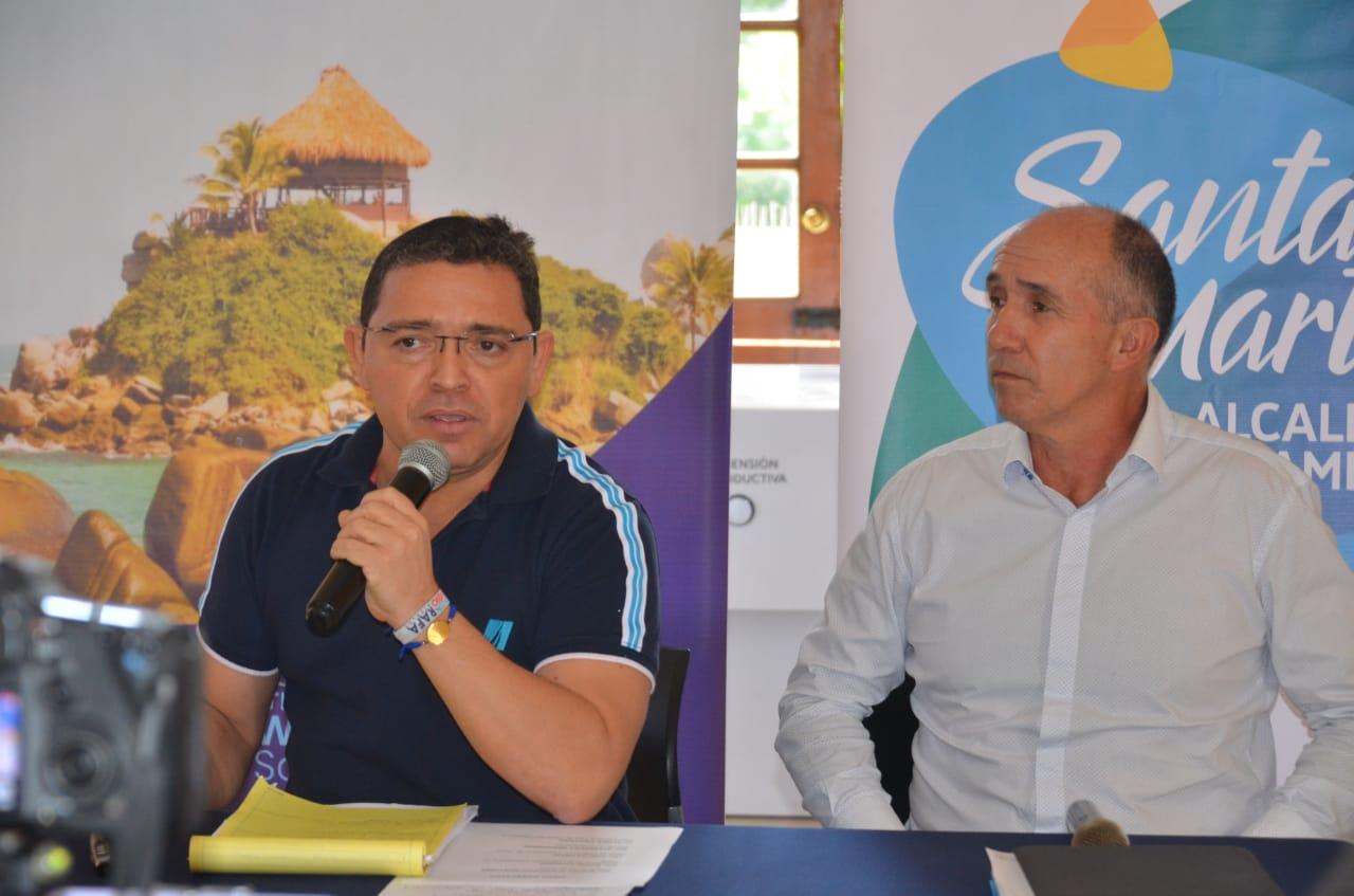 Alcaldía de Santa Marta y Federación Colombiana de Tenis organizarán el evento de talla internacional.