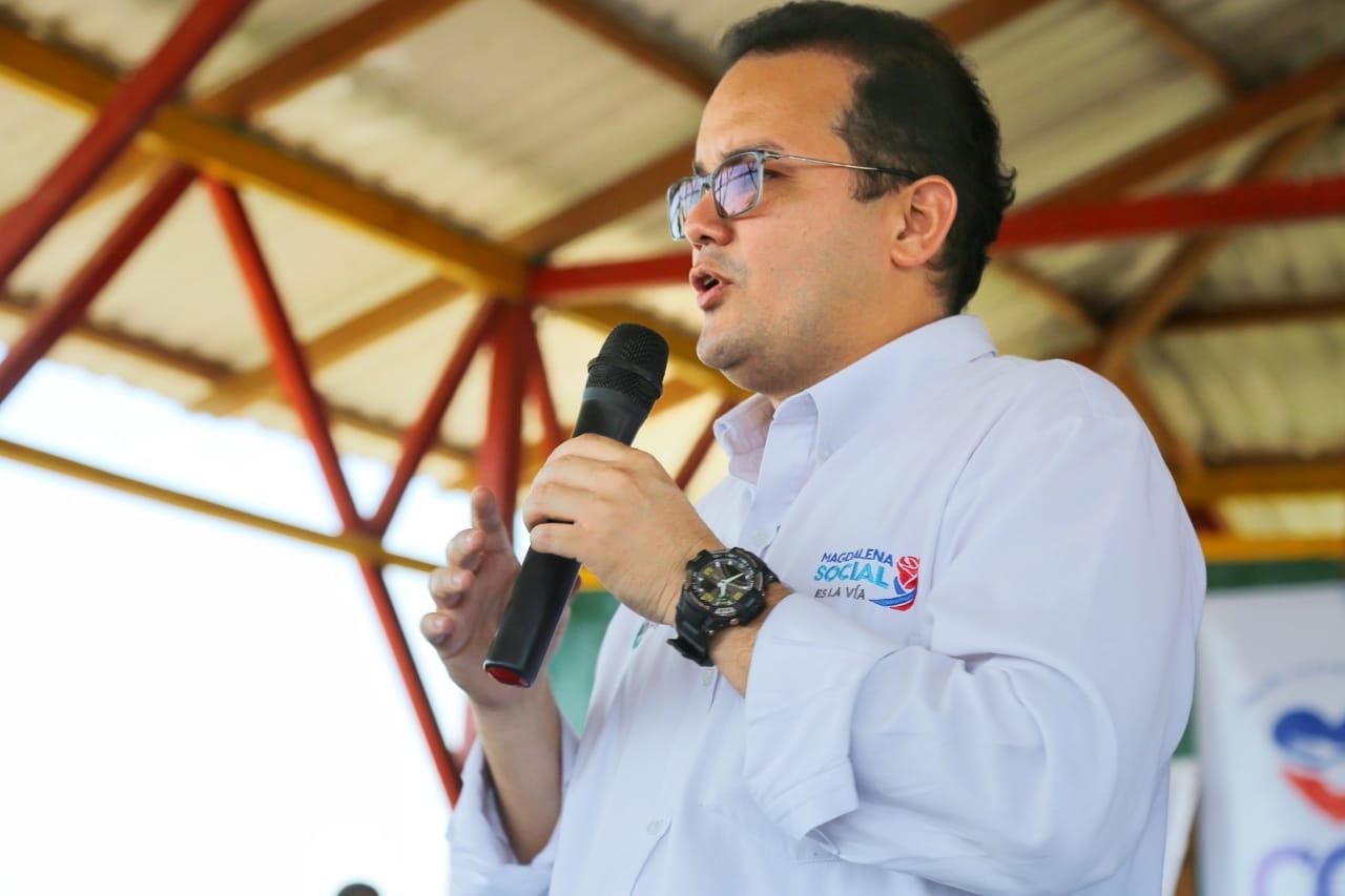 La Gobernación del Magdalena a través de la Oficina Programas de Alimentación lideró la convocatoria de la mesa pública.