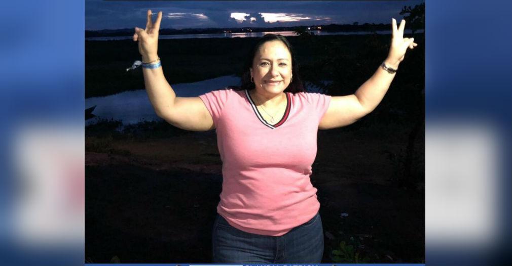 Claudia Patricia Aarón fue la diputada más votada con 20.513 sufragios..