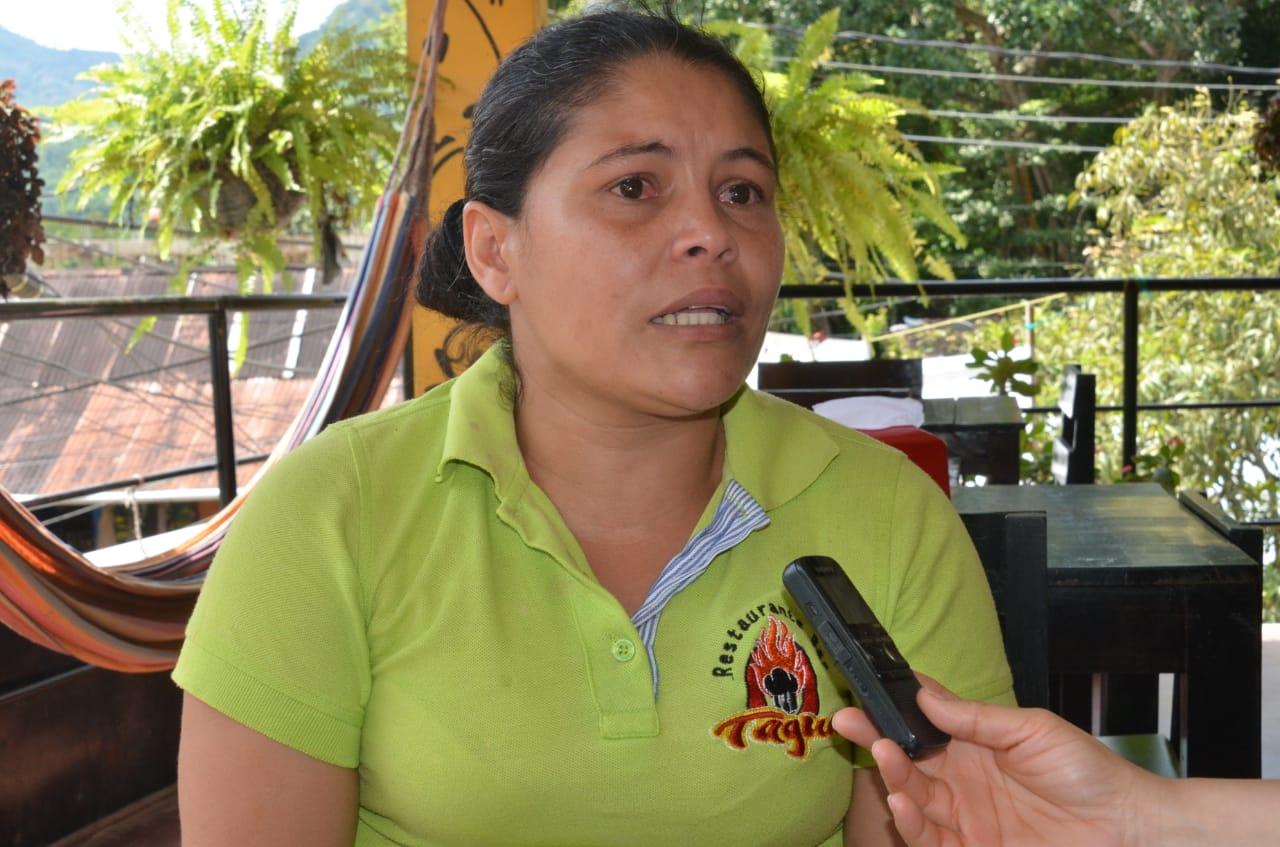Karen Maldonado, mamá de Alit David