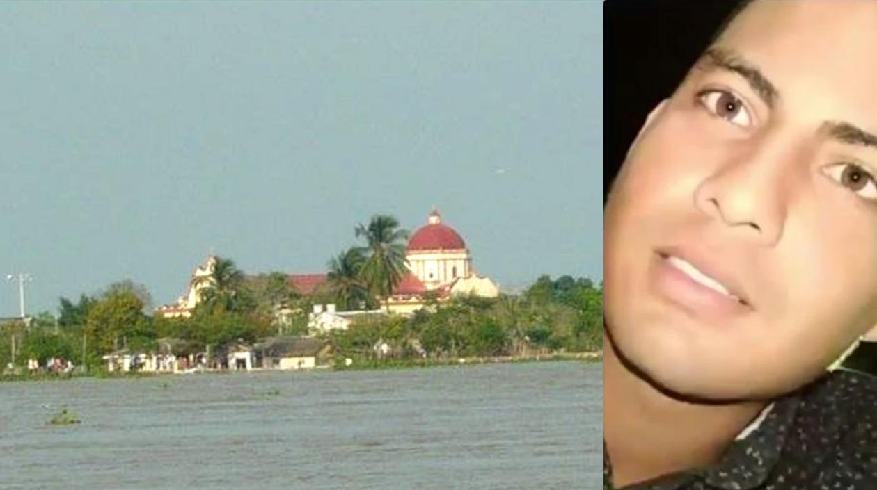 Joven se ahogó al caerse de la canoa en la que atravesaba el río Magdalena - Seguimiento.co