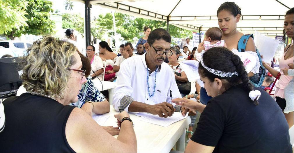 Feria de la 'Equidad y el Buen Vivir' se toma 'La Lucha' - Seguimiento.co