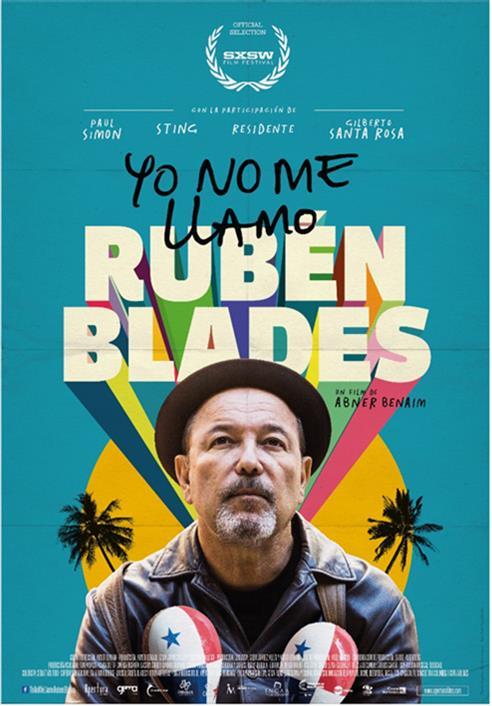 'Yo no me llamo' Rubén Blades.