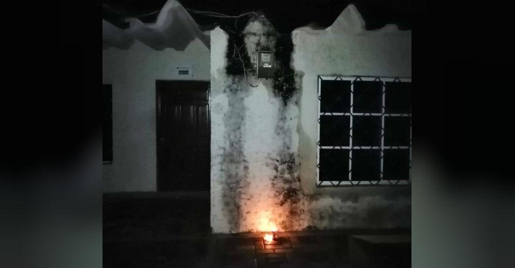 ¿El rostro de Jesucristo? Creyentes aseguran que se apareció en Aracataca - Seguimiento.co