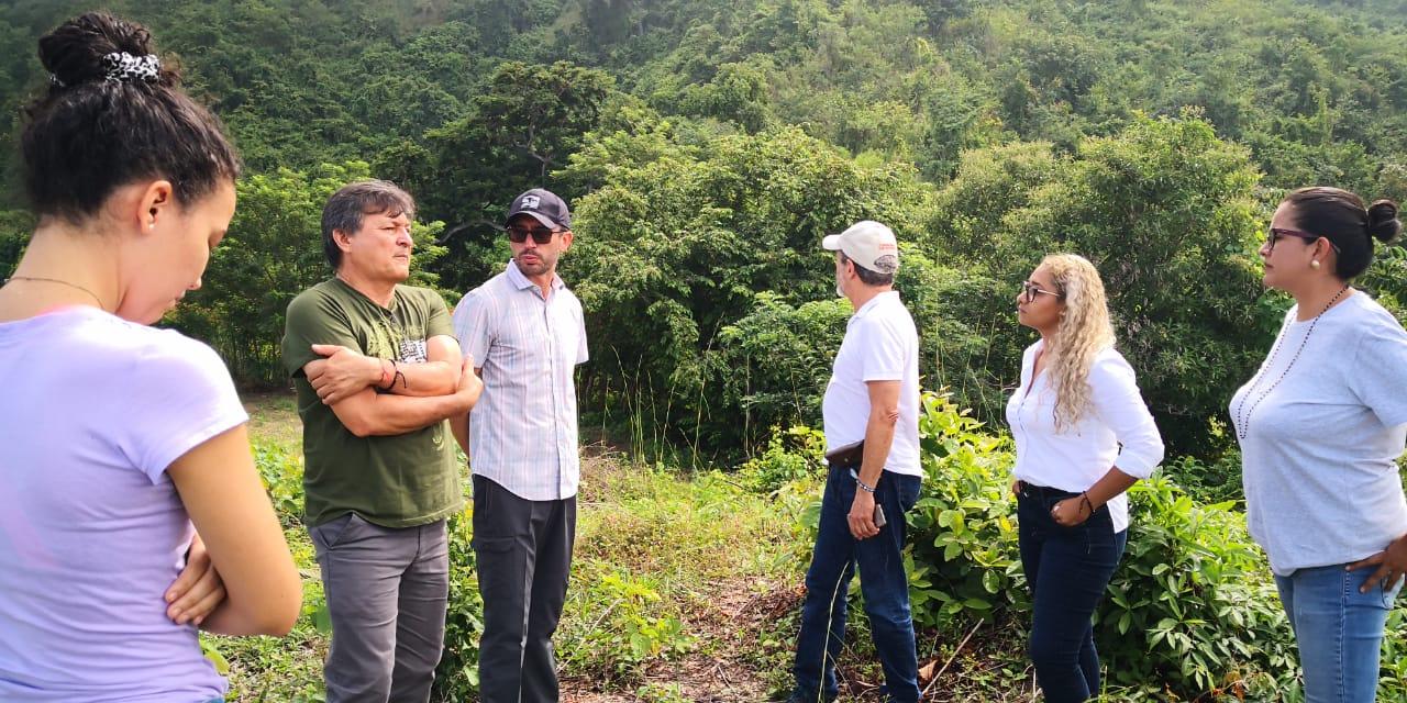 Hasta la Sierra Nevada llegaron pares académicos para evaluar proyectos de Antropología de Unimagdalena - Seguimiento.co