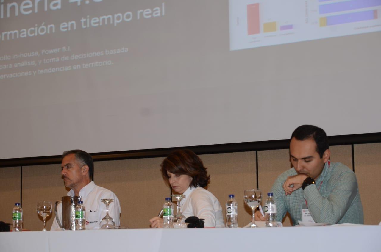 El evento cuenta con personas con una larga trayectoria en la formulación y ejecución de proyectos.