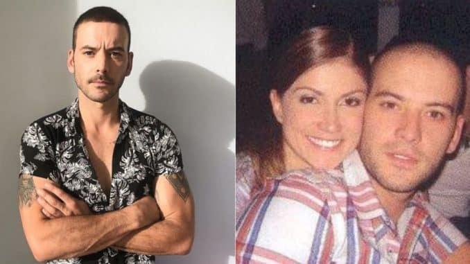 Diego Cadavid y su ex novia, la fallecida Lina Marulanda