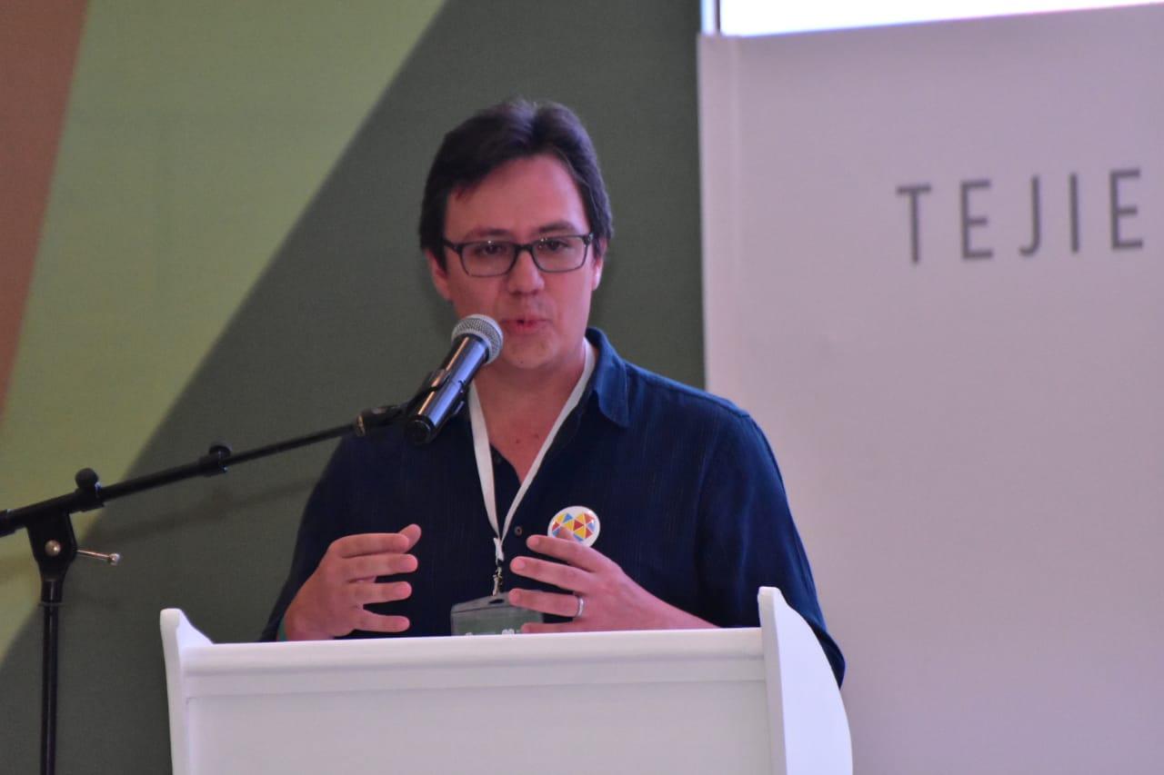 Sergio Guarín, Director Ejecutivo de la Corporación para la Reconciliación en Colombia