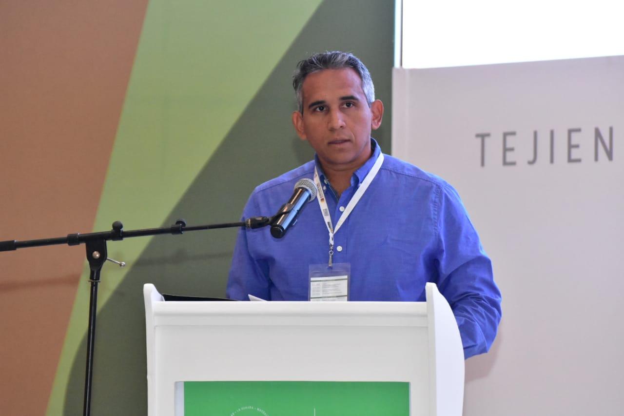 Alfonso Lastra, director ejecutivo de la Cámara de Comercio