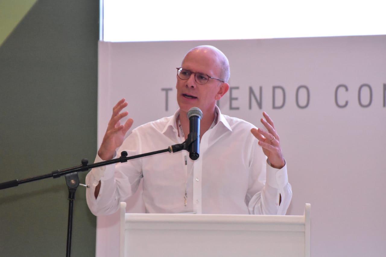 Alejandro Santos, Presidente del Consejo Directivo de la Corporación para la Reconciliación en Colombia