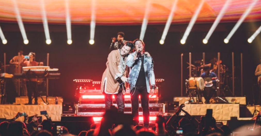 Imágenes del concierto