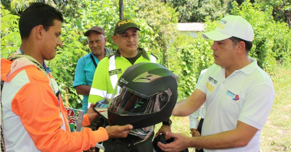 Campañas para prevenir accidentes en las vías del Magdalena