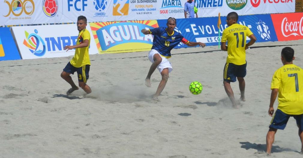 Santa Marta le apunta a organizar grandes eventos deportivos de mar y playa rumbo a sus 500 años.