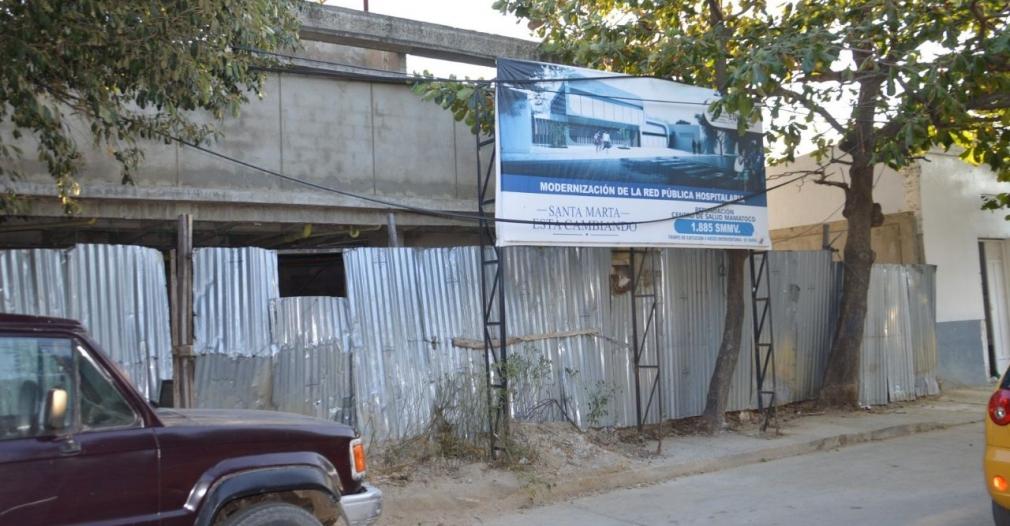 Centro de Salud de Mamatoco