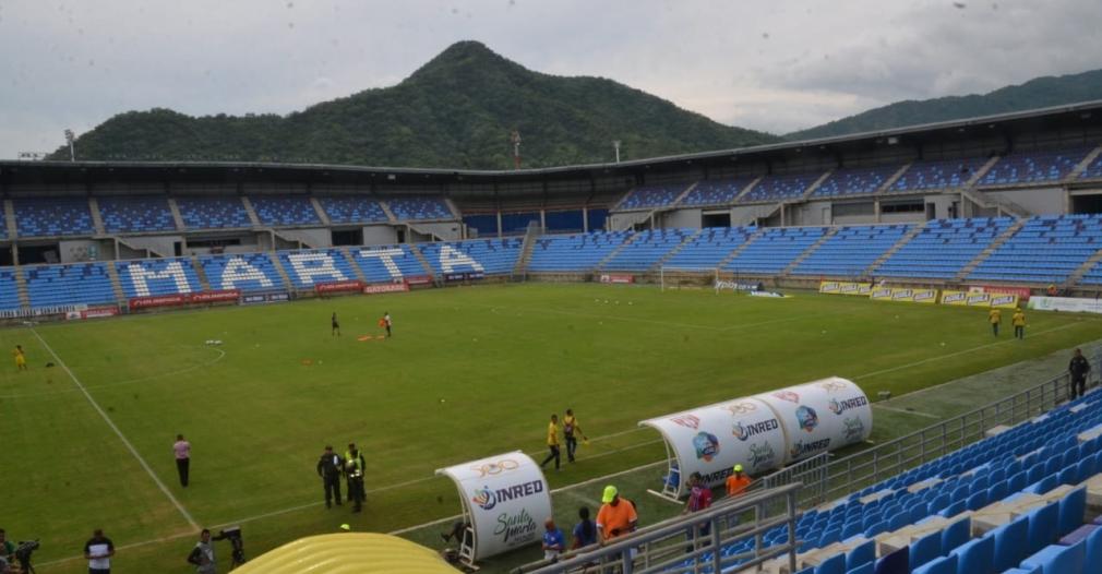 Estadio Sierra Nevada