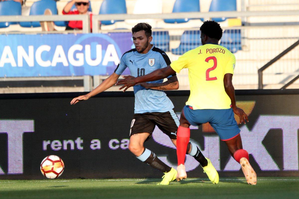 Ecuador es la gran sorpresa de este torneo.