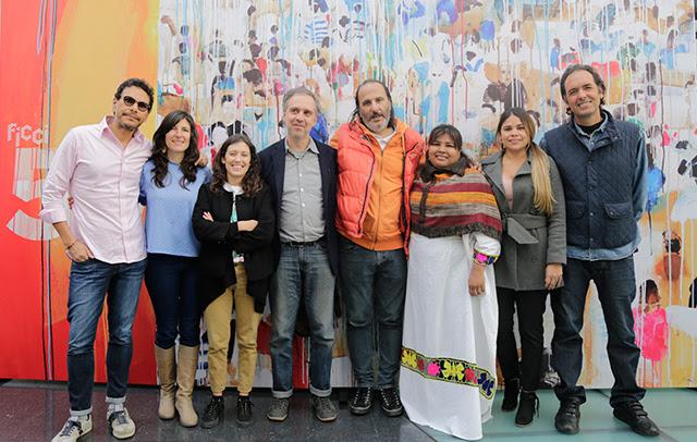 La Unimagdalena participó en la rueda de prensa en la cual se revelaron los contenidos de sus 10 Muestras Oficiales y 4 Work in Progress.