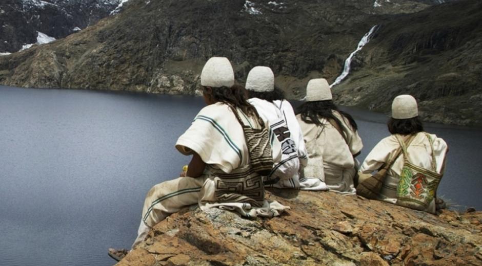 Los indígenas se sienten preocupados por la situación que se está presentando.