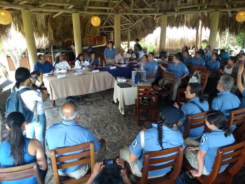 Se protocolizó una consulta previa del proceso de construcción conjunta del Plan de Manejo de los Parques Nacionales Naturales Tayrona y Sierra Nevada de Santa Marta.