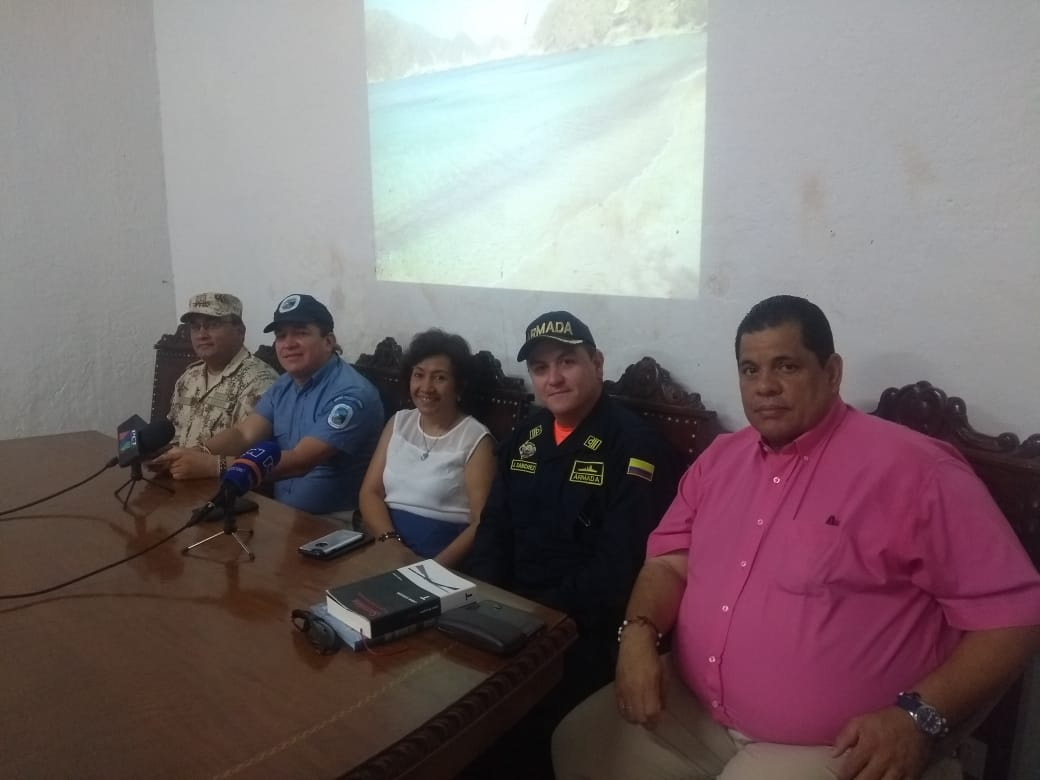 Socialización del balance del cierre del Parque Tayrona