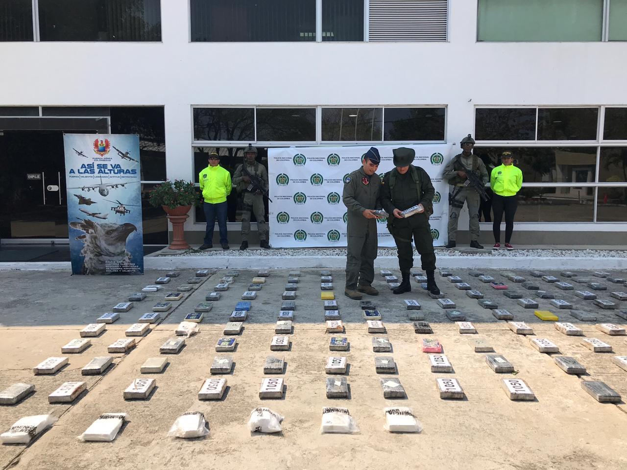 Esta operación se logró gracias al trabajo coordinado con la Policía Nacional e interagencial con la Fiscalía General de la Nación.