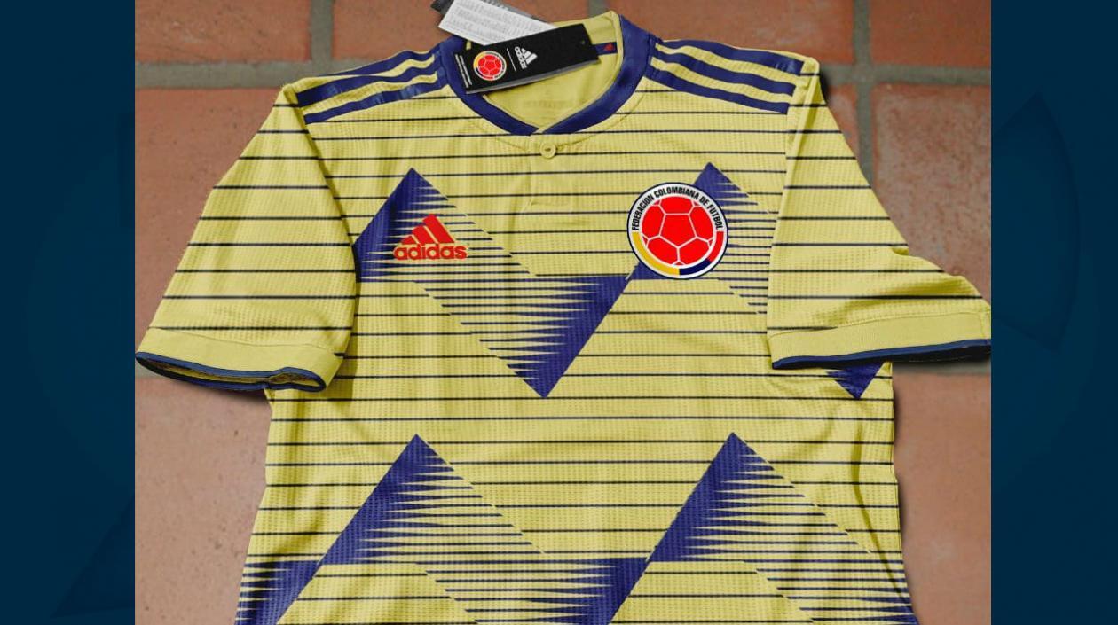 alivio principal alcanzar  camisa nueva de la selección colombia - 51% descuento - redseer.mx