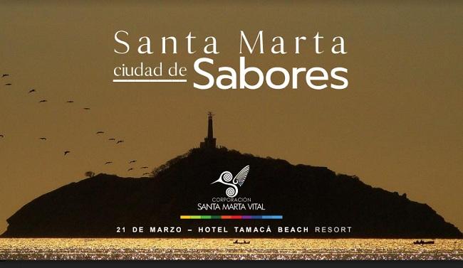 'Santa Marta Ciudad d Sabores' busca recaudar fondos para recuperar el espacio del Centro Histórico de Santa Marta