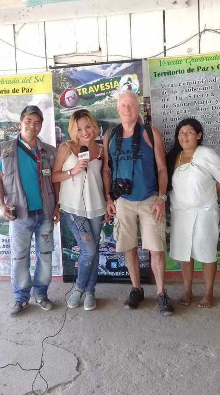 Gustavo Durán (izquierda), es el hombre que habría engañado a la joven Daniela Salom.