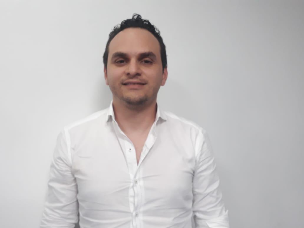 Juan Pablo Figueroa, propietario del restaurante Chalomar Caribe