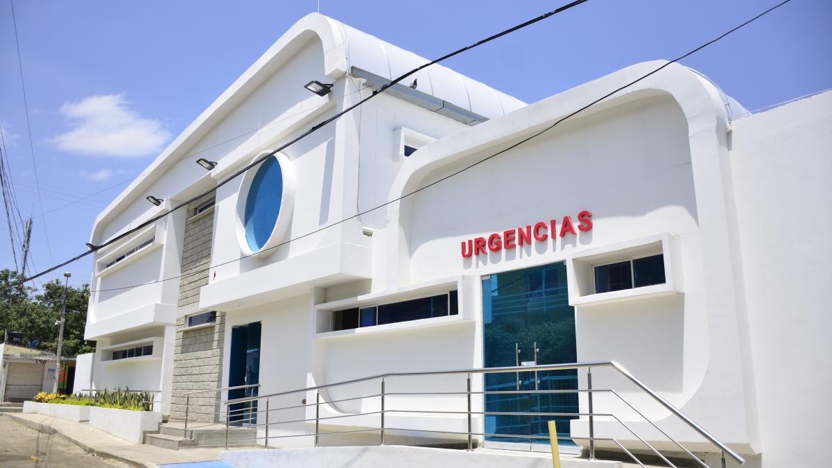 Centro de salud de La Paz fue puesto en funcionamiento el 14 de enero de 2019