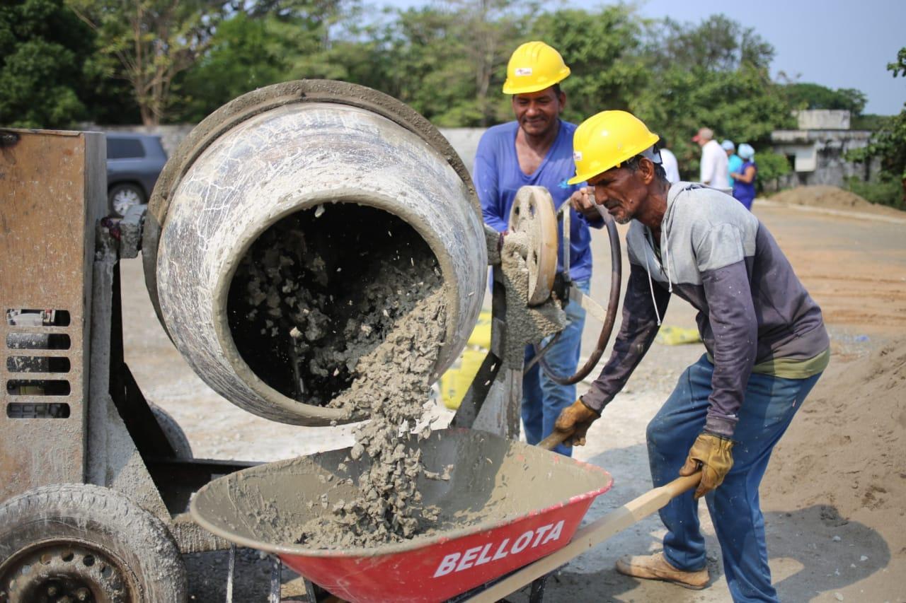 Estos proyectos han generado empleo en cada uno de los municipios beneficiados.