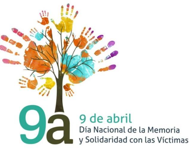 Conmemoración a los sobrevivientes del conflicto armado del país.