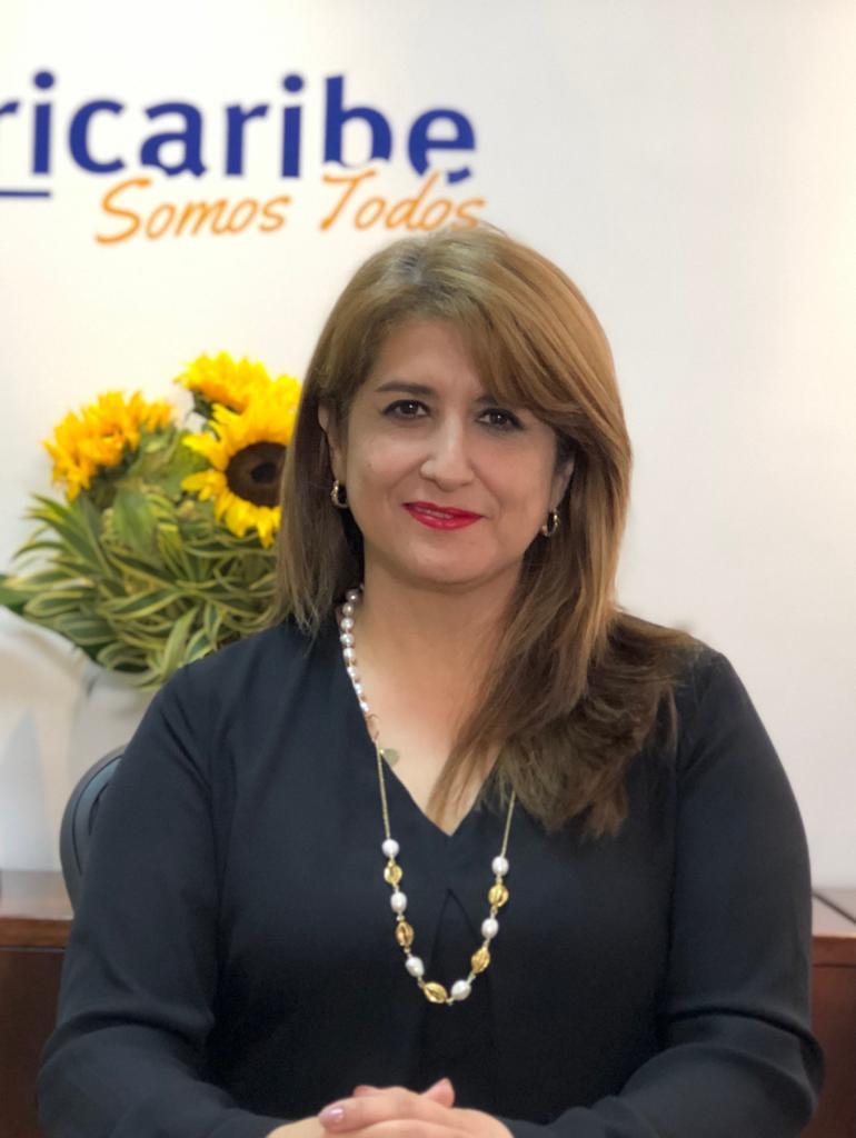 Agente Especial de Electricaribe, Ángela Patricia Rojas Combariza