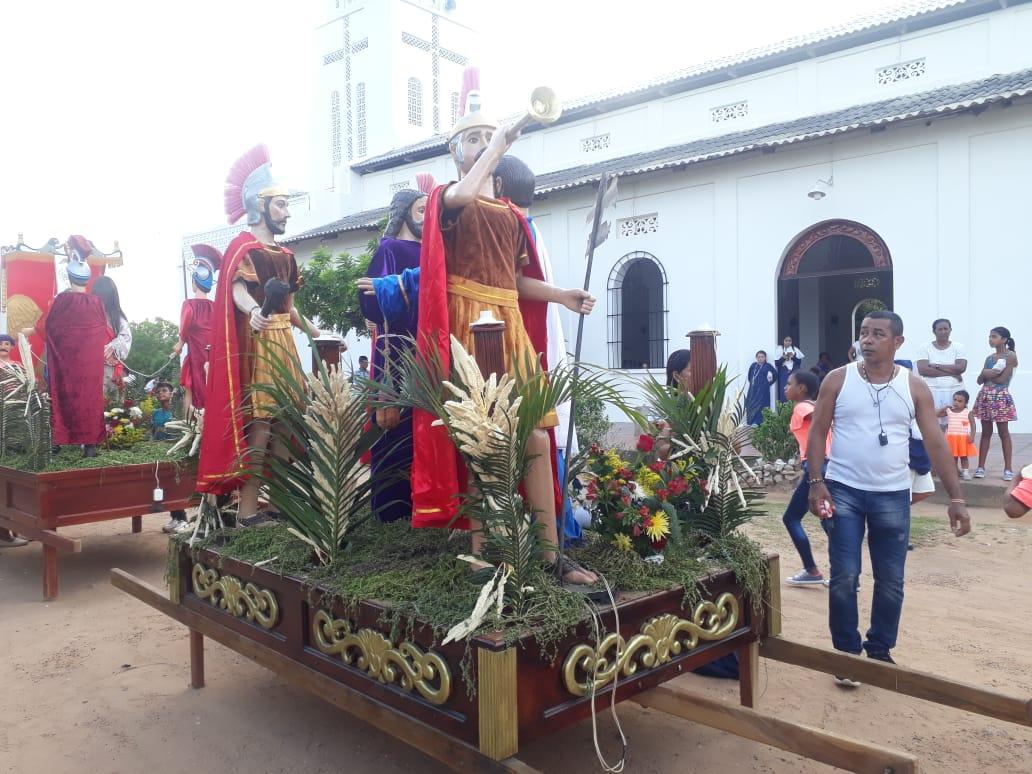 La celebración de Semana Santa en Guamal data de finales del siglo XIX e inicios del XX.