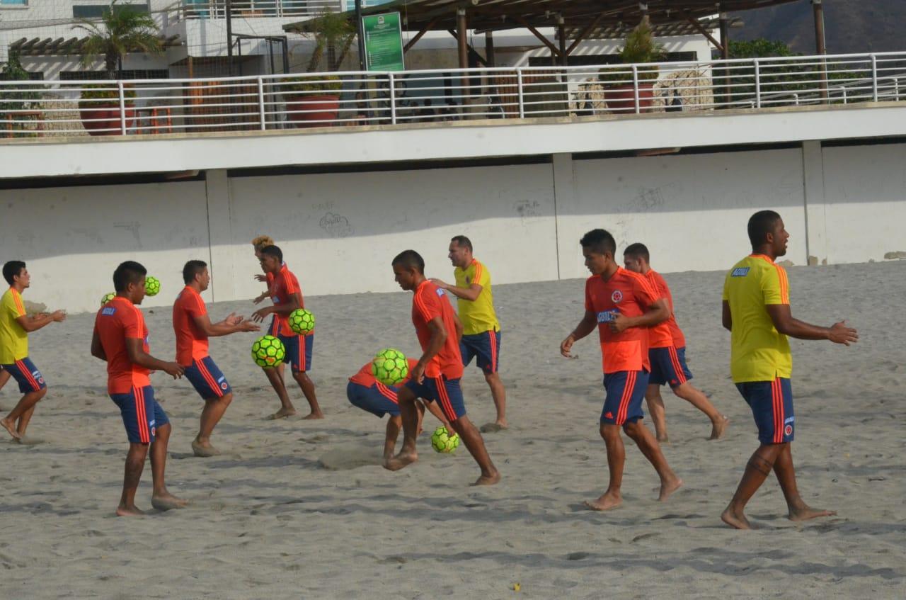 Colombia quedó ubicada en un grupo asequible para clasificar y con la posibilidad de no enfrentar a Brasil en semifinales.